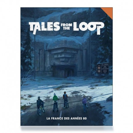 TALES FROM THE LOOP – France 80