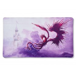Dragon Shield Play Mat - Racan Clear Purple