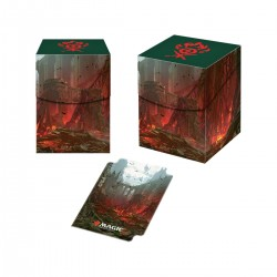 Deck Box 100 - Magic: The Gathering - Ravnica - Gruul Clans