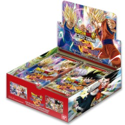 VF - Boite de 24 Boosters de 12 Cartes Tournois des arts martiaux - Dragon Ball Super TCG