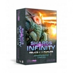 Shards of Infinity: Relics of the Future Deckbuilding Game