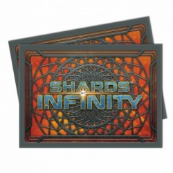 100 Protèges Cartes Shards of Infinity