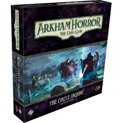 The Circle Undone - Arkham Horror LCG