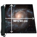 Tapis de jeu Blackfire 90*90 + HOUSSE de transport - SPACE