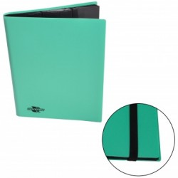 Portfolio - Album Flexible - Blackfire - 9 Cases / 360 Cartes - Light Green