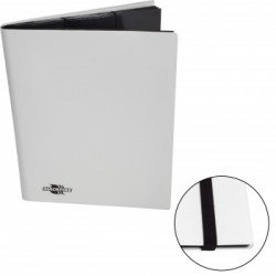 Portfolio - Album Flexible - Blackfire - 9 Cases / 360 Cartes - White