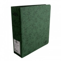 Classeur Collector Album Premium - Blackfire - Green