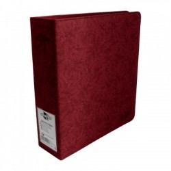 Classeur Collector Album Premium - Blackfire - Red
