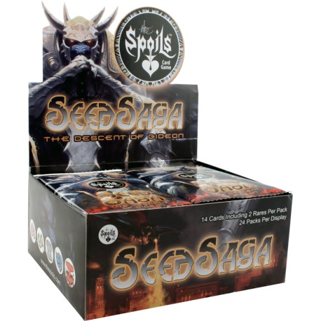 Boîte de 24 Boosters The Spoils - Seed Saga