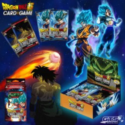 ANGLAIS - Boite de 24 Boosters Série 5 Dragon Ball Super Card Game