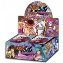 Boite de 24 Boosters UFS - Street Fighter vs. Darkstalkers CCG