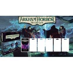 Campagne 4 The Circle Undone Arkham Horror LCG