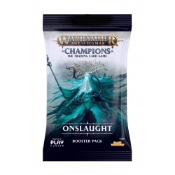 8 Boosters de 13 Cartes Onslaught - Warhammer Age of Sigmar: Champions