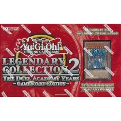 ANGLAIS - Coffret Legendary Collection 2 The Duel Academy Years