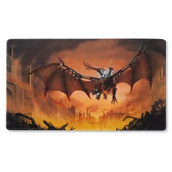 Dragon Shield Play Mat - Copper 'Draco'