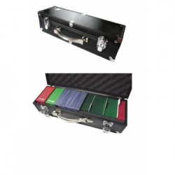 "Lockable ""Quiver"" Case B3 - Black"