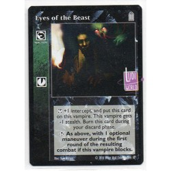 Eyes of the Beast - Cartes Vampire The Eternal Struggle