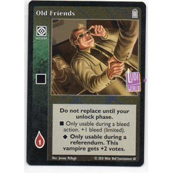 Old Friends - Cartes Vampire The Eternal Struggle