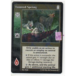 Tainted Spring - Cartes Vampire The Eternal Struggle