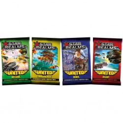 VF - United Expansion - Star Realms - Collection Complète