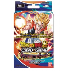 Starter 6 GOGETA - DRAGON BALL SUPER CARD GAME