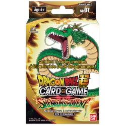Starter 7 SHENRON - DRAGON BALL SUPER CARD GAME