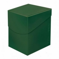 Deck Box Eclipse Pro 100 Ultra Pro - Forest Green