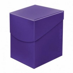 Deck Box Eclipse Pro 100 Ultra Pro - Royal Purple