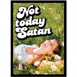50 Protèges Cartes Legion - Matte Sleeves - Not Today Satan