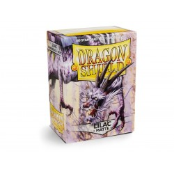 Protèges cartes Dragon Shield Matte Lilac