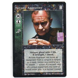 Arcane Appraiser Carte Vampire The Eternal Struggle