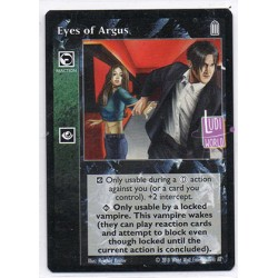 Eyes of Argus Carte Vampire The Eternal Struggle