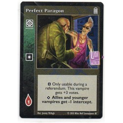 Perfect Paragon Carte Vampire The Eternal Struggle