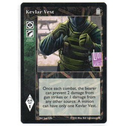 Kevlar Vest Carte Vampire The Eternal Struggle