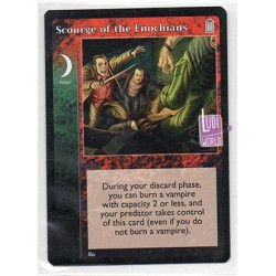 Scourge of the Enochians Carte Vampire The Eternal Struggle
