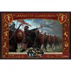 Lannister Guardsmen: A Song Of Ice and Fire