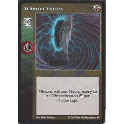Acheron Vortex Cartes Vampire The Eternal Struggle - VTES
