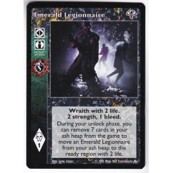 Emerald Legionnaire Cartes Vampire The Eternal Struggle - VTES