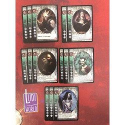 Lot 14 Vampire HARBINGER OF SKULLS - Lost Kindred - Vampire The Eternal Struggle - VTES