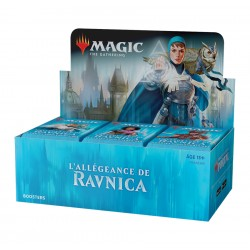 1 Boite de 36 Boosters VF L'Allégeance de Ravnica - Magic The Gathering