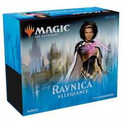 Bundle Ravnica Allegiance ANGLAIS- Magic The Gathering