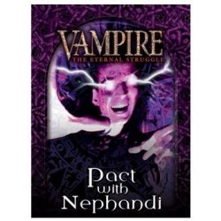 VO - Pact with Nephandi Starter Tremere Antitribu- Vampire The Eternal Struggle