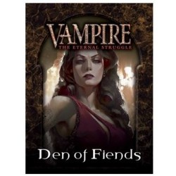 Den of Fiends Starter Tzimisce - Vampire The Eternal Struggle