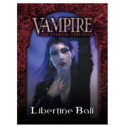 Libertine Ball Starter Toreador Antitribu- Vampire The Eternal Struggle
