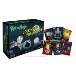 Rick and Morty: The Look Who's Purging Now