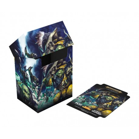 Basic Deck Case 80+ taille standard Destruction vs. Death - Warhammer Age of Sigmar: Champions