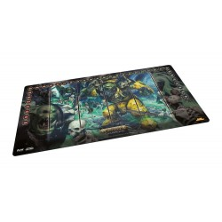 Play-Mat Destruction vs. Death 64 x 35 cm - Warhammer Age of Sigmar: Champions
