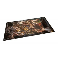 Play-Mat Order vs. Death 64 x 35 cm - Warhammer Age of Sigmar: Champions