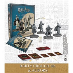 Harry Potter - BARTY CROUCH SR & AURORS