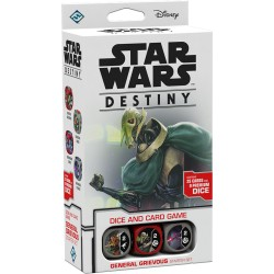 General Grievous Starter Set - Star Wars Destiny